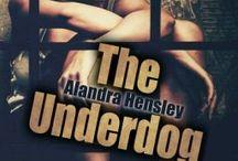 The Underdog: My Pen-Name: Alandra Hensley