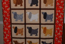 dog's quilts and so on / by Roseli Barbosa