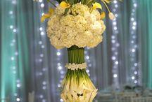 kwiaty / ślub