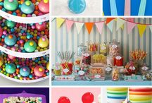 Birthday Party- Oct Lunch Ideas