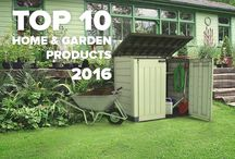 HOME AND GARDEN / Get your garden ready this summer and get up to 15% off Amazon prices on home and garden goods! Find the product you want on Amazon - copy & paste the link into flubit - we'll create you a better price! ⭐️