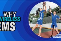 Wireless EMS Fitness