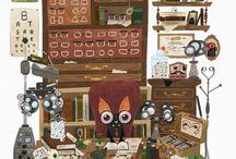ILL: Cale Atkinson / Cale Atkinson illustrations, draws