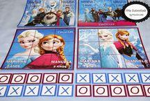 Festas Frozen