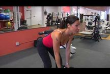Upper Body Workout Routines / by Faith Fitness and Nutrition