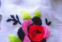 bordados con lana