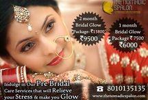 Pre-bridal  package
