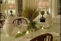 Centerpieces / by Teresa Hatfield