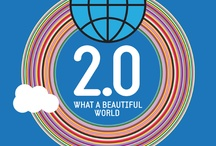 the Worlld 2.0 / what a beautiful world 2.0 / by Massimo Gentile
