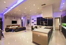 Modern Living+Kitchen