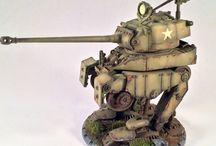 Dust tactics / Allied pounder
