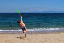 Sardinia's beach / visto nelle nostre spiagge