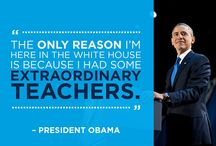Education / Because Democrats support quality, affordable education for all / by The Democrats