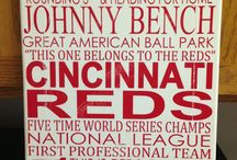 Cincinnati Reds / by John Berry