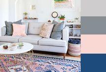 Paleta de Cores - Colors / Visite www.thyaraporto.com/blog e confira ótimas dicas para decorar a sua casa.