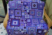 Granny Blanket Babette Style
