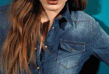Jeans Jeans Jeans! / #vitalinafashionstore