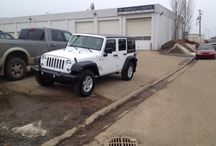 My Jeep / 2015 Jeep Wrangler Unlimited