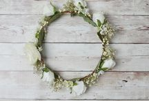Shelley's wedding flowers