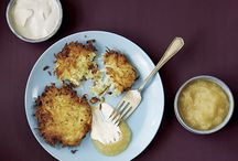 Hanukkah Recipes / Brisket, latkes, fritters, and more classics for the Festival of Lights / by Fine Cooking