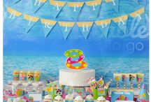pool party / beach party ideas