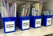 Kindergarten Classroom Organization...