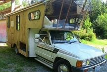 Artful Motor Home / by Danny Moon ^_^