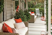 New House Front Porch / by Jennifer{ContentmentAtHome}