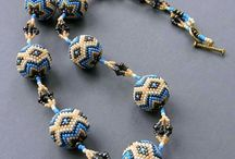 Beaded ball - inspiration