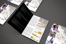 MEMORIAS/CATALOGOS / Selección de catálogos y memorias que hemos realizado para diferentes empresas.