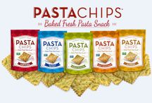 Pasta Chips - Entertaining PASTAbilities Party / http://www.tryazon.com/pasta-chips-party/