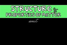 Structure and Properties of Matter Unit - Middle School Science / This board is dedicated to all things related to Structure and Properties of Matter in Middle School Science!  / by Ms. L
