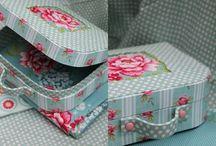 maletas caixa sapato