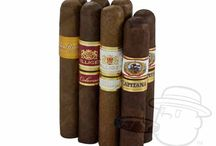 Cigars // Villiger / Click through to our site for even more options on shapes and wrappers.