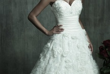 wedding dress / by Vanessa Cisneros