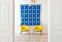 Decorating with quilts! / How a quilt can add to the beauty of a room! / by Tina Bruggeman