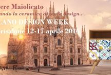 Milano Design Week / Waiting for Milano Design Week  12/17 Aprile 2016
