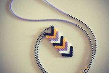 perler beads X