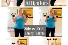 plus size fitness