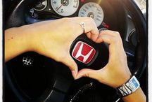 For the Love of Honda / Our love for Honda!