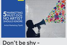 Marketing Must Do's For Artists / Marketing Tips For Artists!