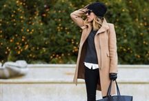 Chic street style - fall, winter