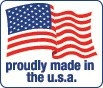 Proudly Made In The U.S.A.  / Range Kleen has MANY products that are Proudly Made in the U.S.A.  To make these products easier to find, we are going to provide you with this special category.  While we are busy building this category, be sure to check out our drip pans and broiler pans as some of the HUGE selection of MADE IN U.S.A. product we have to offer.