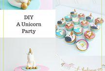 Unicorn obsession / All things unicorn...
