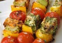 Healthy yummy food