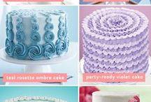 dekorace dortu