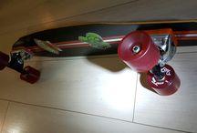 fibreflex skateboard slalom gullwing sl 2002