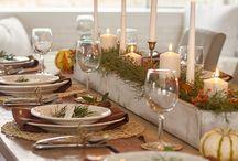 Ünnepi asztal