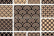 japanische Geometric