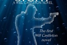 """The Will Castleton Psychic Detective Series / My stories and novels about a """"slightly psychic"""" detective."""